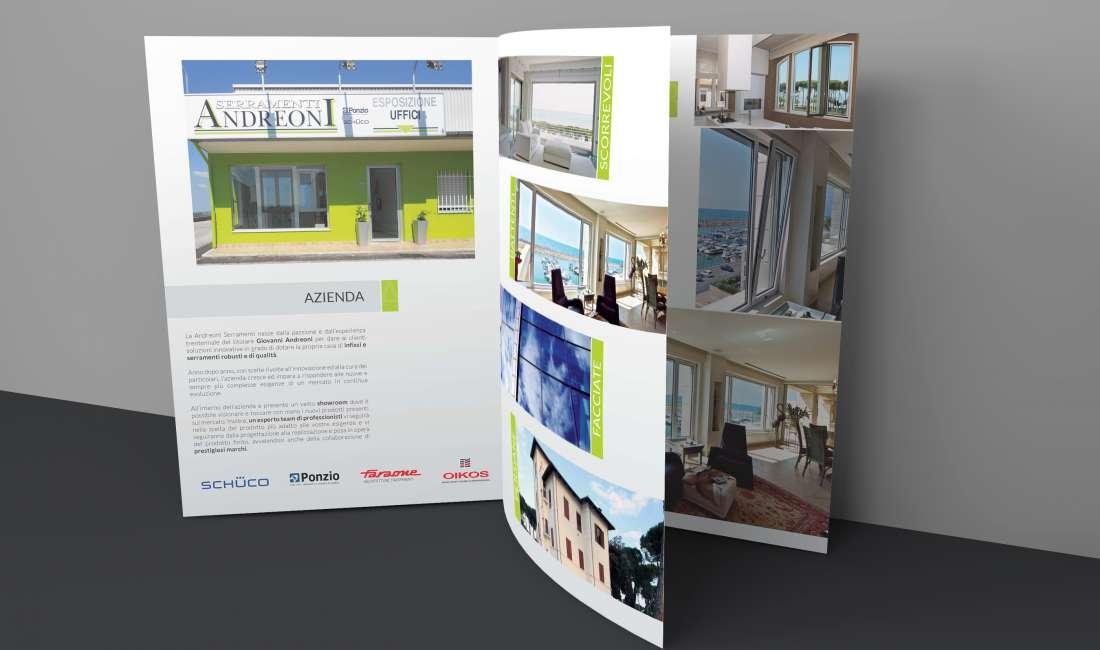 Brochure Andreoni Serramenti