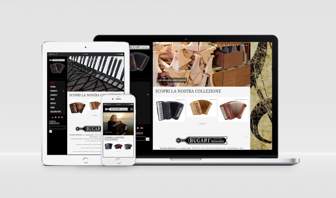 web design bugari