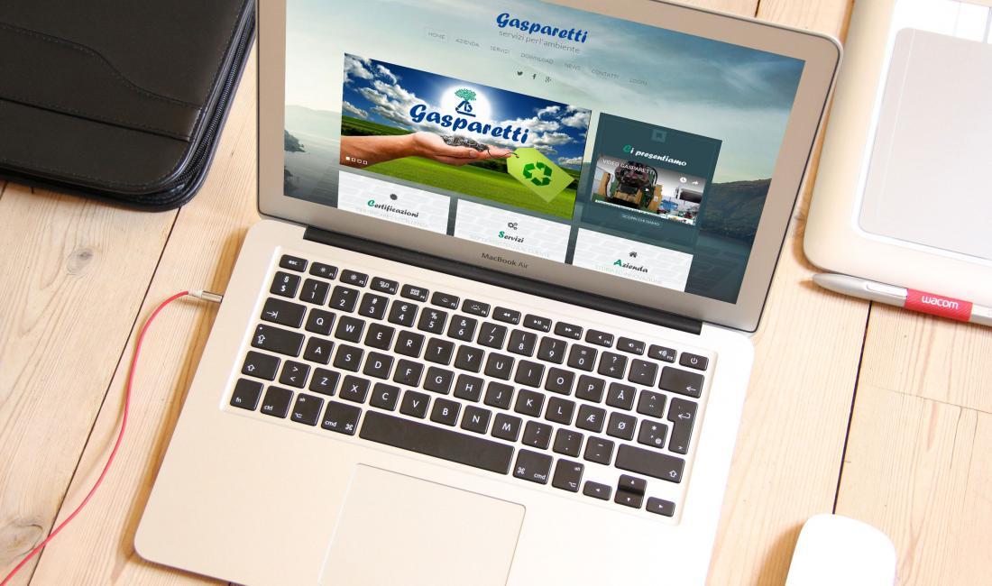 web design gasparetti