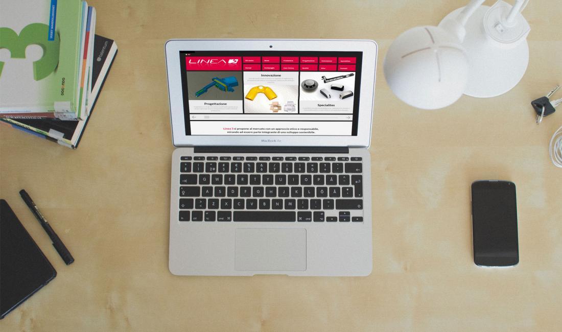 web design linea 3